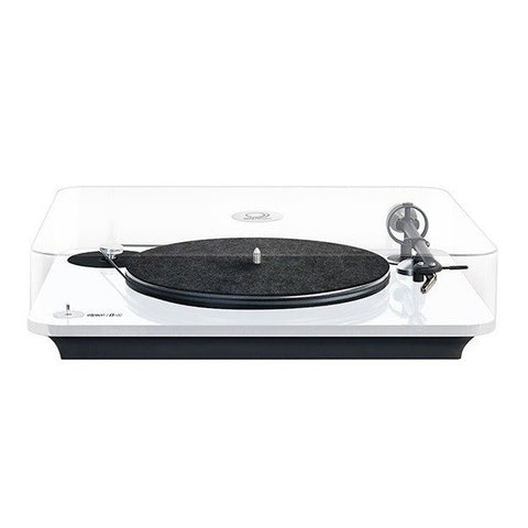 ELIPSON - OMEGA 100- BELT DRIVE TURNTABLE white - Do Good Audio