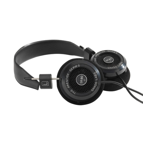 GRADO - The Prestige Series - SR80e - On Ear Headphones - Do Good Audio