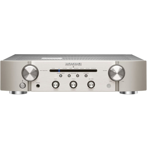 Marantz PM6006 Amplifier with DAC - SILVER/GOLD - Do Good Audio