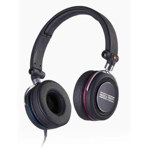 Musical Fidelity MF-100 Superior Performance On-Ear Headphones With Microphone - Do Good Audio