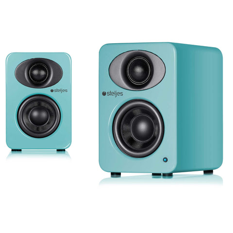 Steljes Audio - NS1 Powered Loudspeakers - dogoodaudio - 1