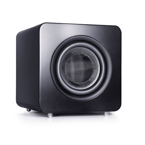 "ROTH AV OLi KH30 8"" 200W ACTIVE SUBWOOFER - BLACK, WHITE - dogoodaudio - 1"