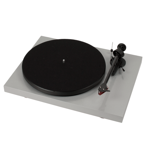 Pro-Ject Debut Carbon DC Belt Drive Turntable - Gloss Grey - dogoodaudio - 1