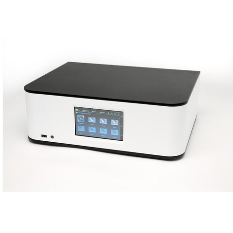 PLATO -  HOME ENTERTAINMENT - NETWORK MUSIC STREAMING SYSTEM White - dogoodaudio - 1