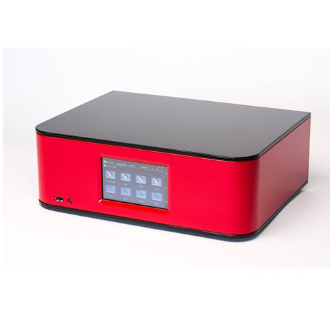PLATO -  HOME ENTERTAINMENT - NETWORK MUSIC STREAMING SYSTEM Red - dogoodaudio - 1