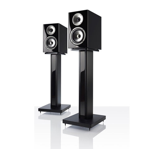 ACOUSTIC ENERGY - REFERENCE 1 STAND MOUNT SPEAKERS - PIANO BLACK - Do Good Audio