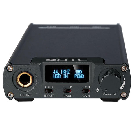 ATC - HDA-P1 - PORTABLE DAC HEADPHONE AMPLIFIER/DSD #1