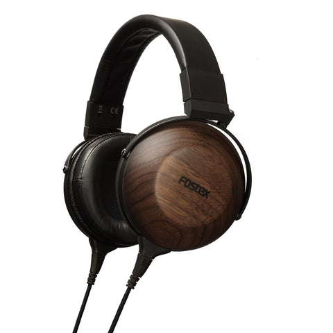 FOSTEX - TH610 - On Ear Headphones - Black Walnut finish - Do Good Audio