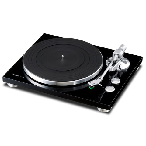 TEAC TN-300 BELT DRIVE TURNTABLE - USB OUTPUT & PHONO STAGE - dogoodaudio - 1