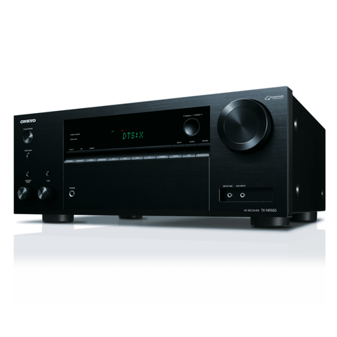 ONKYO TX-NR555 7.2 Channel Network AV Receiver - dogoodaudio - 1