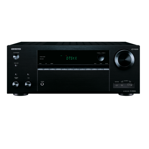 ONKYO - TXN R656 - AV RECEIVER/HOME ENTERTAINMENT BLACK #2