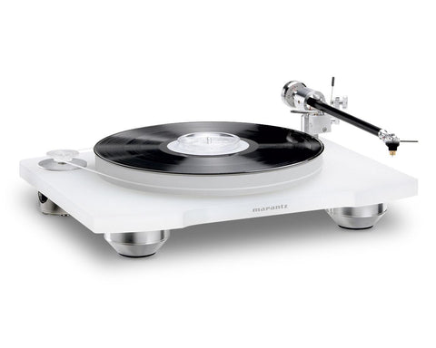 MARANTZ - TT15S1 Acrylic Belt Drive Turntable - Do Good Audio