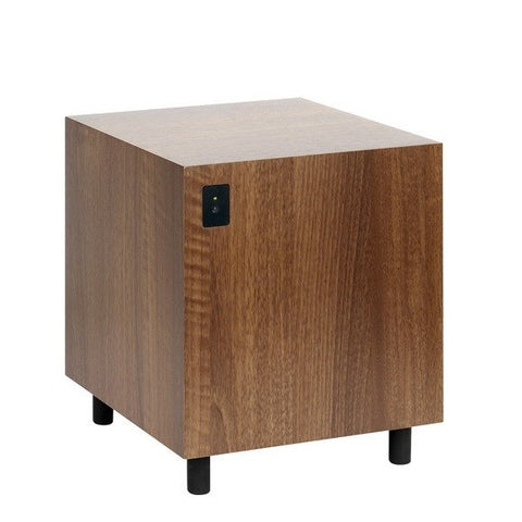 Acoustic Energy - 1 Series - 108 Active Subwoofer for Hi-Fi or Home Cinema Walnut or Black - Do Good Audio