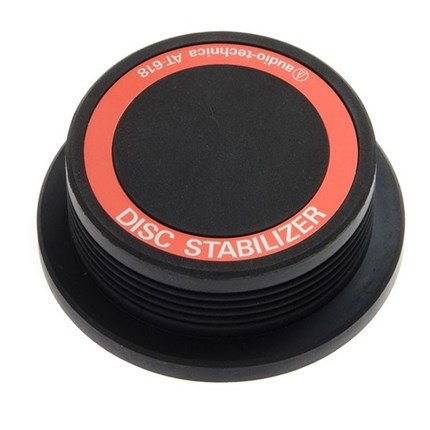 Audio Technica AT618 Vinyl Record Disc Stabilizer, Turntable Weight - Do Good Audio