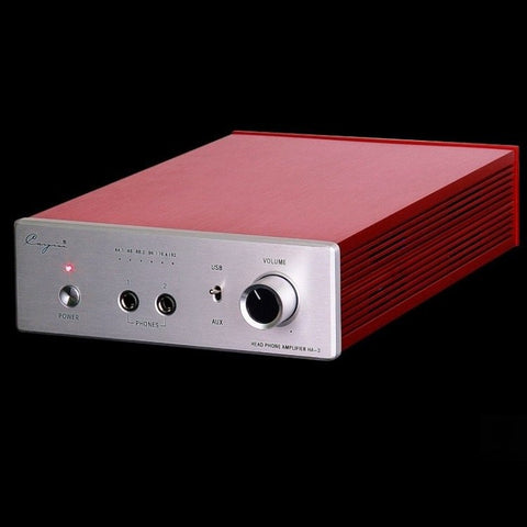 Cayin HA-3 Valve Hybrid USB Headphone Amplifier - Do Good Audio