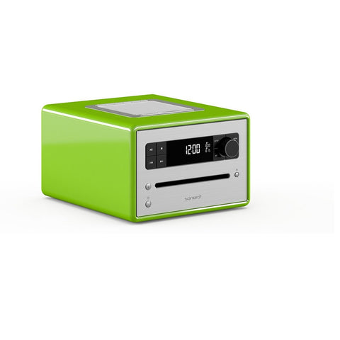 Sonoro CD-2 - CD Player, DAB, stereo music system green - dogoodaudio - 1