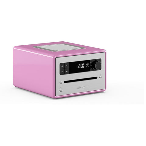 Sonoro CD-2 - CD Player, DAB, stereo music system pink - dogoodaudio - 1
