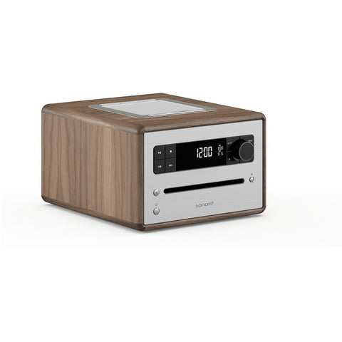 Sonoro CD-2 - CD Player, DAB, stereo music system walnut - dogoodaudio - 1