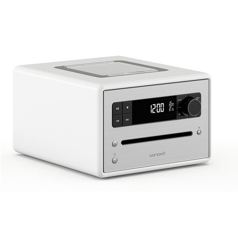 Sonoro CD-2 - CD Player, DAB, stereo music system White - dogoodaudio - 1