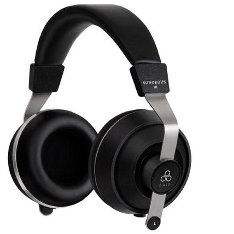 FINAL SONOROUS III - ON EAR HEADPHONE3S #1