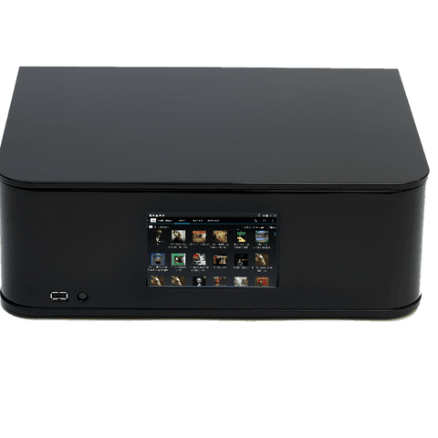 PLATO LITE -  HOME ENTERTAINMENT - NETWORK MUSIC STREAMING SYSTEM Black - dogoodaudio - 1