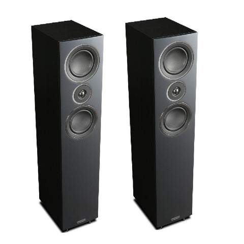 MISSION LX-3 FLOORSTANDING SPEAKERS BLACK