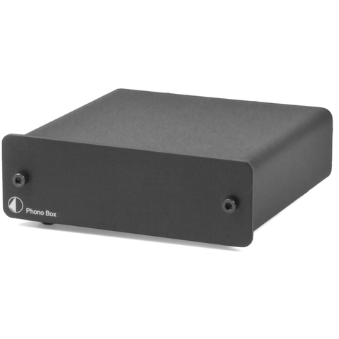 PRO-JECT - PHONO BOX - PHONO STAGE - dogoodaudio - 1
