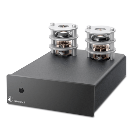PRO-JECT - TUBE BOX S -  PHONO STAGE PRE- AMPLIFIER WITH VALVE OUTPUT STAGE - dogoodaudio - 1