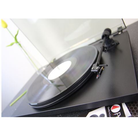 PRO-JECT - PRIMARY BELT DRIVE TURNTABLE #2