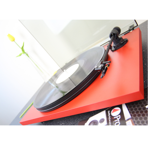 PRO-JECT - PRIMARY BELT DRIVE TURNTABLE #3
