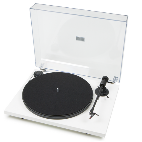 PRO-JECT - PRIMARY BELT DRIVE TURNTABLE #1