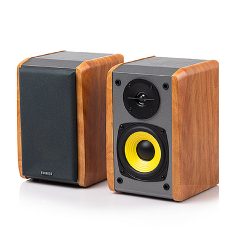 EDIFIER R1000TCN V14 ACTIVE SPEAKERS MAPLE #1