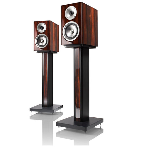 ACOUSTIC ENERGY - REFERENCE 1 STAND MOUNT SPEAKERS - PIANO EBONY - Do Good Audio