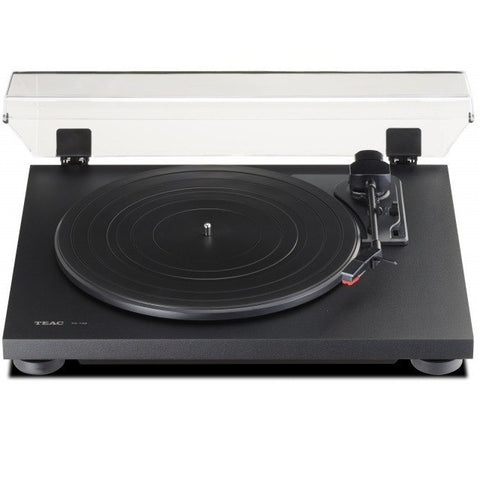 TEAC TN-100 BELT DRIVE TURNTABLE WITH PREAMP & USB DIGITAL OUTPUT BLACK - dogoodaudio - 1