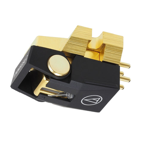 AUDIO TECHNICA VM760SLC - DUAL MOVING MAGNET STEREO CARTRIDGE WITH SPECIAL LINE CONTACT STYLUS #1