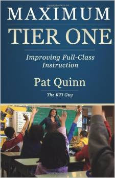 Maximum Tier One - Improving Full Class Instruction - Site License