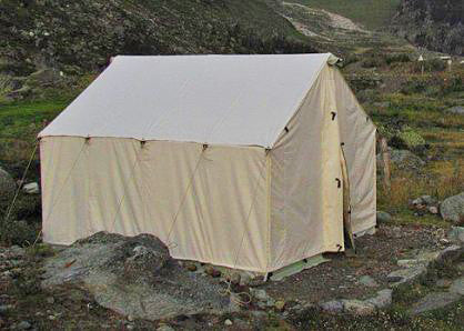 12x14x5ft Magnum 12.5oz Canvas Wall Tent