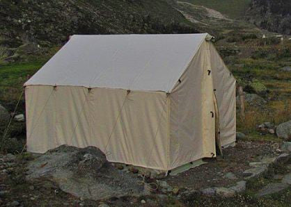10x12x5ft Magnum 12 5oz Canvas Wall Tent Magnum Tents