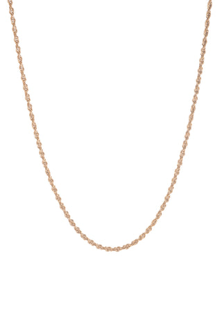 Rope chain necklace - Amoryss  - 1