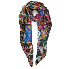JANE CARR Souk Square Scarf