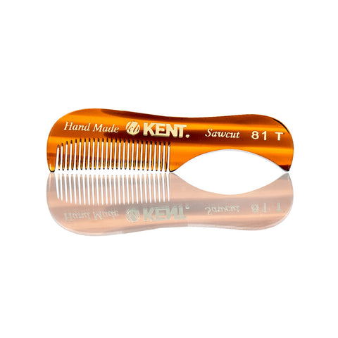 Kent 'Finest' A 81T Comb, All Fine