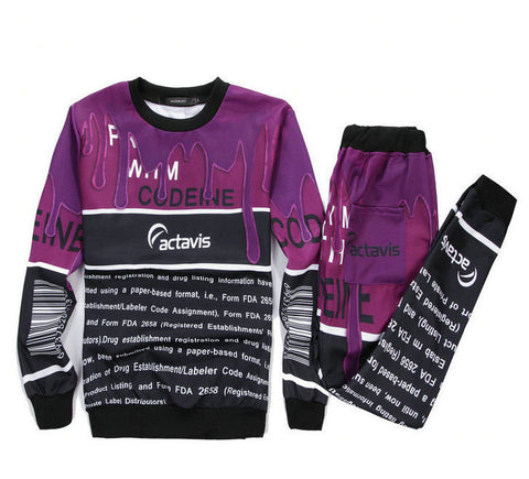 Activis Joggers (Full Outfit) - Superior Apparel