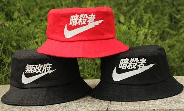 JAPANESE BUCKET HAT