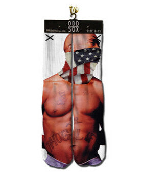 2PAC THUG LIFE SOCKS - Superior Apparel