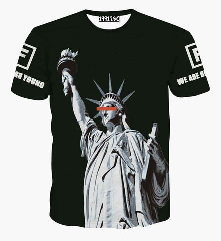 LIBERTY T-Shirt - Superior Apparel