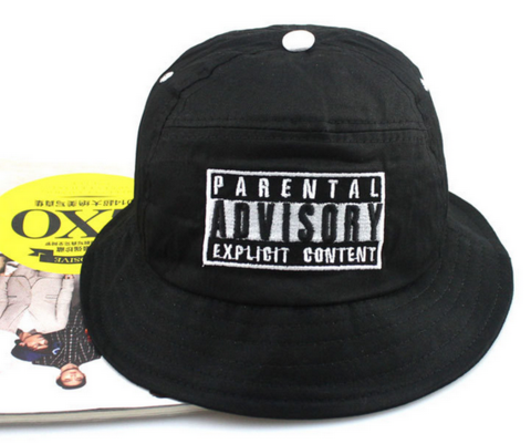 Parental Advisory Bucket Hat - Superior Apparel