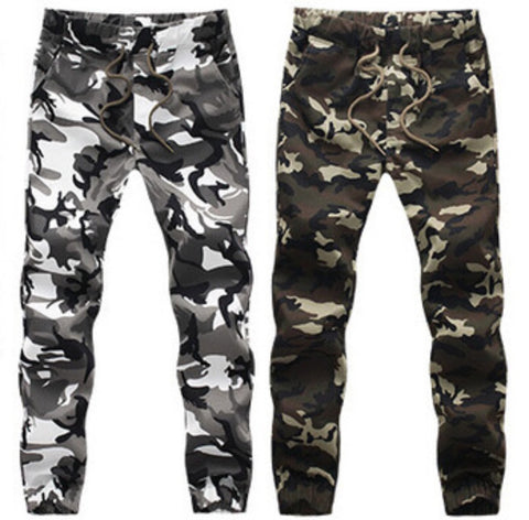 ARMY FASHION CAMO JOGGERS (2 available colors) - Superior Apparel