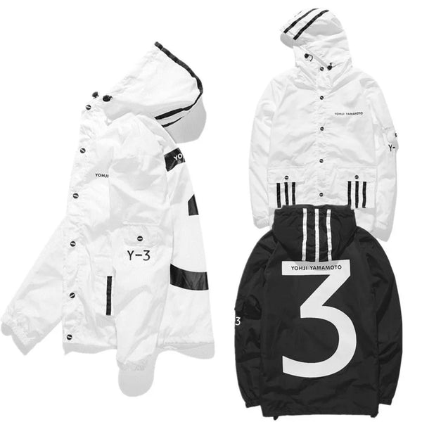 EXCLUSIVE CLOTHING: WINDBREAKERS