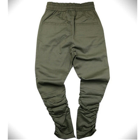 """Fear of God"" Side Zipper Joggers"