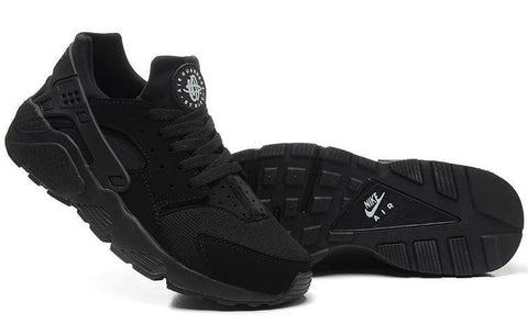 BLACK AIR HUARACHE